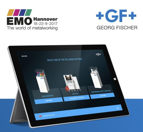 Georg Fischer – Machining Solutions