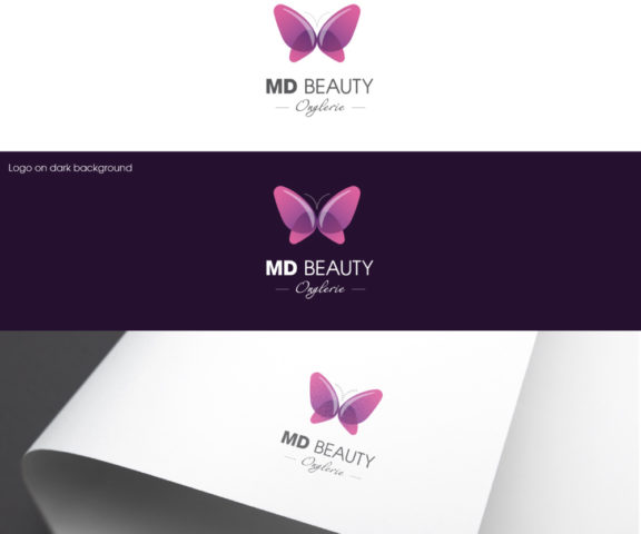 MD Beauty – Branding Design