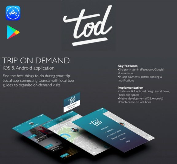 TOD – Trip On Demand