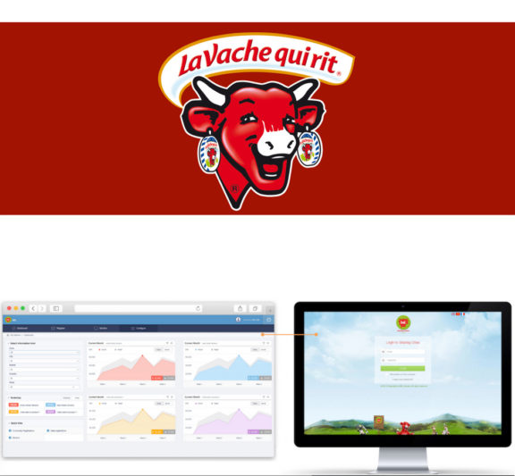 Bel Access – The Laughing Cow