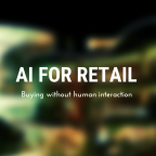 Using Artificial Intelligence for Retail